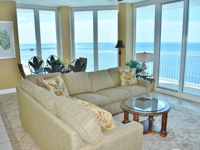 Photo for Luxurious Corner Condo Biggest 3 Bd & Huge Balcony at Lighthouse 1101