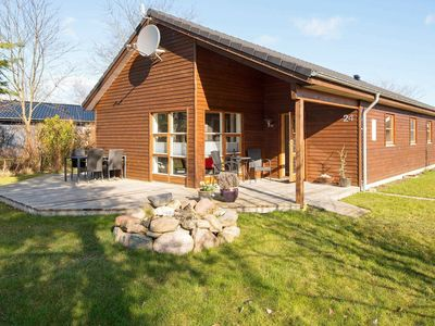 Photo for Stunning Holiday Home in Jutland with Terrace