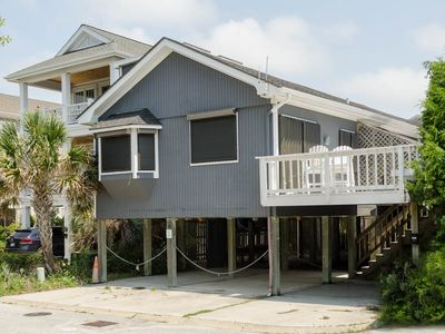 Photo for Duplex conveniently located to the beach and center of Wrightsville Beach!