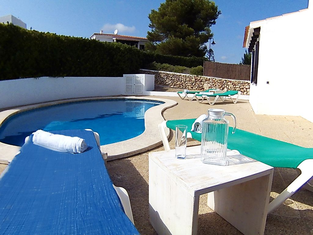 Binibequer Vell Holiday Chalet Bini Victoria Ideal To Enjoy And  # Muebles Menorca Mahon