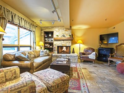 Photo for Fawngrove 2 Bed/Bath Condo - Next to Deer Valley Resort and Cafe
