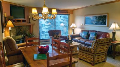 Photo for BC West #C-3: Deluxe 2BR Condo w/ FREE Skier Shuttle, Heated Pool, Hot Tubs