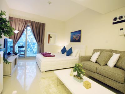 Photo for Stunning Studio Apartment in DIFC