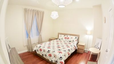 Photo for Daly City Master Suite,PrivateBathroom,FreeParking,Walking distance to Bart