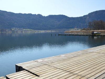 Photo for SEA APARTMENT Kaernten - direct lake location on the Ossiachersee