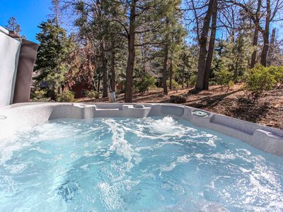 Photo for ~Straight Outta Conklin~Modern Central Retreat~Hot Tub~Fenced Yard~Walk To Activities~