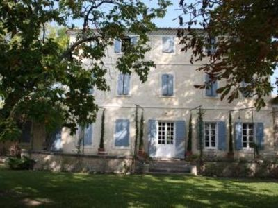 Photo for Beautiful house in Provence (500 Square Meters) fully air-conditioned:12 guest,6 bed rooms, swimming pool 13 x 8 m, one hectare park of land
