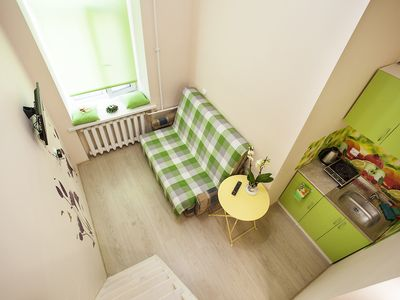 """Photo for Apartment """"Lucky House"""" - Green Luck."""
