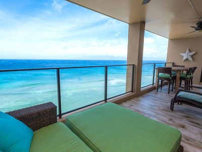Photo for K B M Hawaii: Ocean Views, Just Remodeled 2 Bedroom, FREE car! Jun, Jul, Aug Specials From only $429!