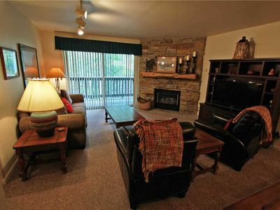 Photo for Snow Flower Condo #145, 2 bedroom 2 bath, sleeps 6, SKI-IN/SKI-OUT to Park City Mountain Resort