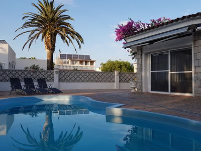 Photo for Freiligendes holiday home with private pool, family.-and- Pet Friendly .....
