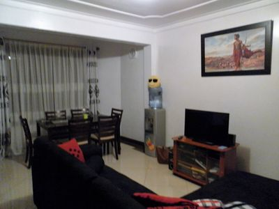 Photo for ONE BEDROOM APARTMENT, WESTLANDS - COMFORT, QUALITY, CONVENIENCE AND CITY VIEWS.