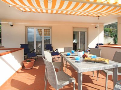 Photo for Quiesa Apartment, Sleeps 5 with Air Con and Free WiFi