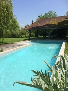 Photo for Great holiday home 4-16 pers. - Pool