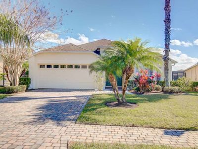 Photo for Lake View - Game Room - No Rear Neighbors - TV's in All Bedrooms - Minutes to Restaurants & Disney