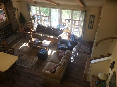 Photo for Mountainview Escape -Awesome View, Gameroom, WiFi, A/C, close to Ski Run Rd.