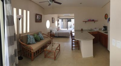 Photo for Private, Modern Unit Across the Beach with Pool