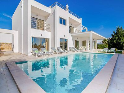 Photo for Villa Sao Joao- This Spacious Villa comes with a private pool, WI-FI and a BBQ