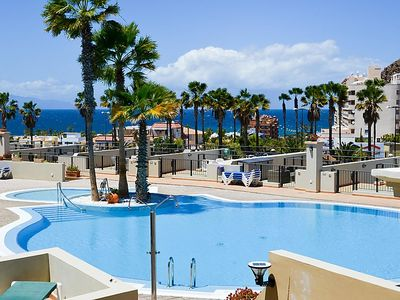 Photo for Apartment Apartment el Faro  in Palm - Mar, Tenerife - 4 persons, 1 bedroom