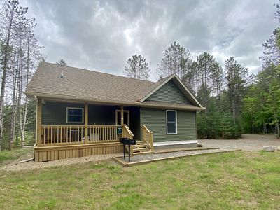 Photo for Beaver Brook Chalet: Mountain View, Hot Tub, Dog-Friendly, Game room, 1.9 miles to Whiteface