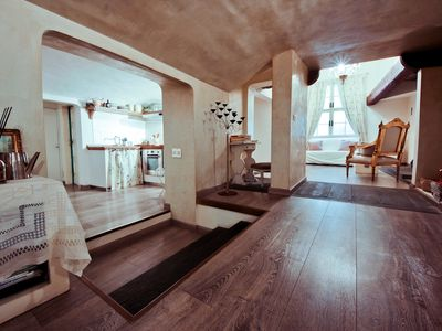 Spirito Apartment, located in one of the most popular areas of Florence
