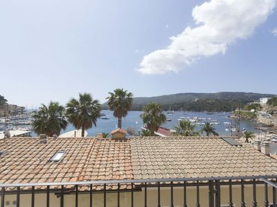 Photo for New two room apartment with amazing sea view in the historic centre of Porto Azzurro