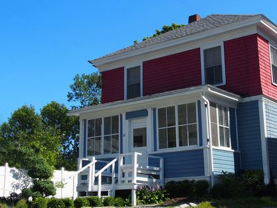 "Photo for Introducing: "" Beach Point Cottage"" in the Heart of Bar Harbor!"