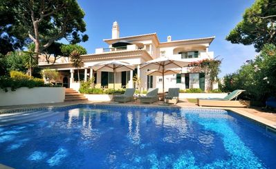 Photo for Luxury 4 Bed Villa in Dunas Douradas with Pool F232