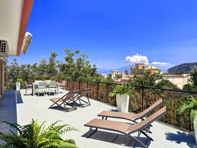 Photo for 3BR Apartment Vacation Rental in Sant'agnello, Campania