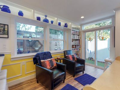 Utterly unique, stylish north Portland home with great location!