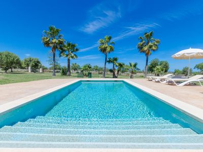 Photo for YourHouse Son Morro - villa a few km from the beach, with private pool