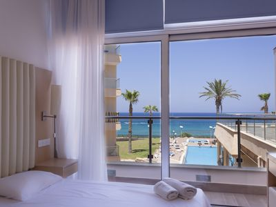Photo for Fig Tree Bay 113, Exclusive 2-bedroom apartment, Protaras