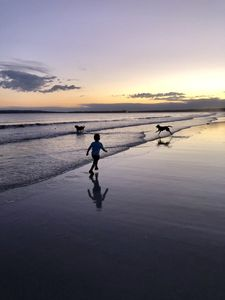 Beautiful Callala Beach is one of the most family friendly beaches in Jervis Bay