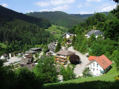 Photo for Beautiful apartment in the Black Forest with south-facing balcony and private entrance