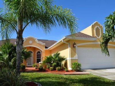 Photo for House in Cape Coral with Parking, Internet, Washing machine, Air conditioning (516543)