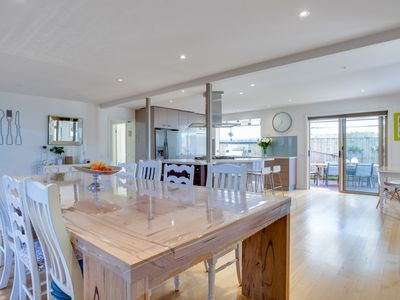 Photo for Stunning beach side holiday retreat located in the heart of cosmopolitan Mornington