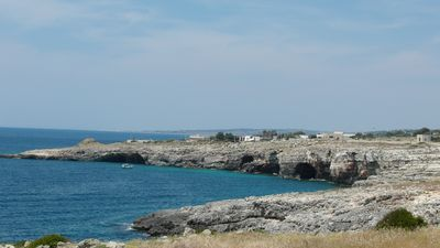 Photo for Gift of Salento Apartment facing the sea