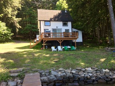 Photo for Family Cottage On Maranacook Lake  W/ WIFI