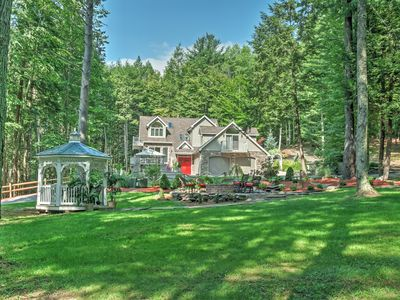 Secluded House Near Ricketts Glen State Park!
