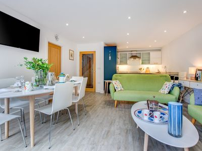 Photo for A delightful, eco-friendly cottage with 5-star features throughout. Brilliantly located to explore t