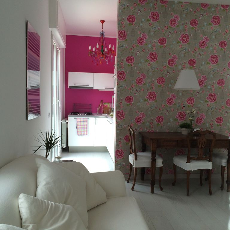 Rapallo Apartments: A Pink Penthouse On The Gulf