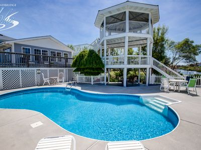 Photo for Seaside Rendezvous | 492 ft from the beach | Private Pool