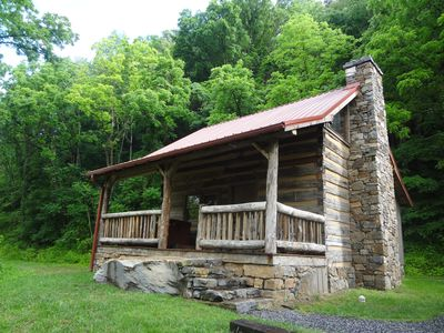 Photo for Romantic and Cozy Cabin, Great for Honeymoons & Anniversaries