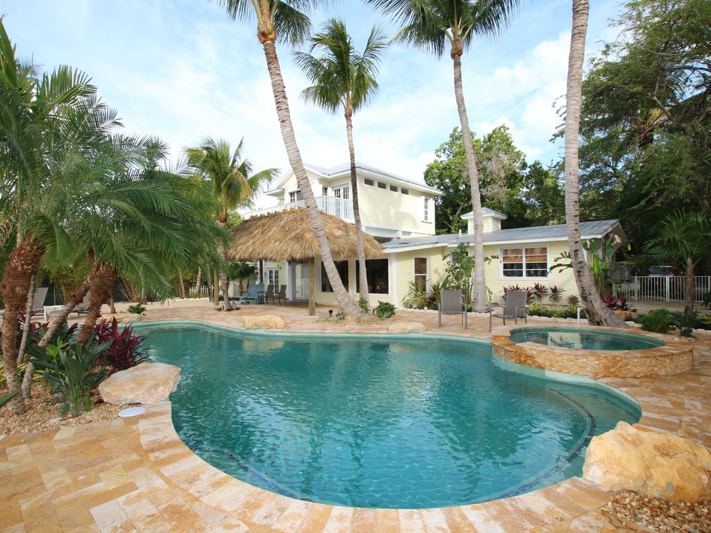Serenity Bay Estate Fl Keys Best Kept Secret Beautiful Quiet Tropical Pardise