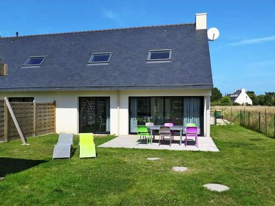 Photo for Vacation home in Plouguerneau, Finistère - 6 persons, 3 bedrooms