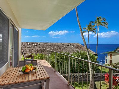 Photo for Sunset Kahili 101 -  Beautifully Remodeled Two Bedroom Ocean View Condo