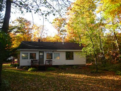 Photo for YEAR-ROUND  RENTAL CABIN  $109.00 for 2/ Sleeps 6/ $20. extra person per stay