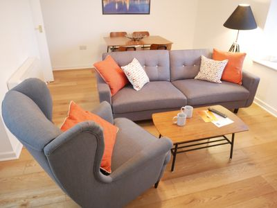 Photo for Nordic 2 Bedroom apartment (Double or Twin beds)  located in Heart of Ulverston