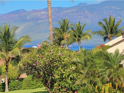 Photo for D211 Quiet & Private 2br,2ba near Wailea VALUE SEASON 2019 from $165  per night
