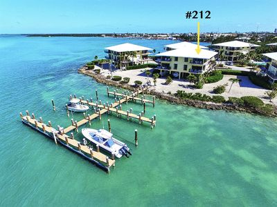 Photo for Direct Gulffront Views - Vaca Cut, Boat/Fishing Dock, Sunsets, Heated Pool